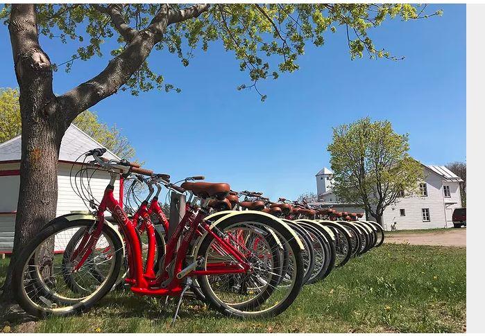 Baiecycle aura quatre nouvelles « stations-partenaires»