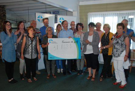 La Fondation de l'Hôpital de La Malbaie récolte 31 000$
