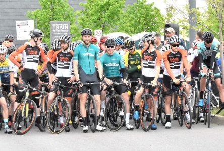 Grand Prix Cycliste : c'est parti pour le Routier (vidéo)
