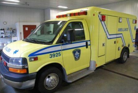 Collision à Baie-Saint-Paul: deux motocyclistes sont blessés