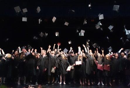 89 étudiants du Plateau tournent la page sur leur secondaire
