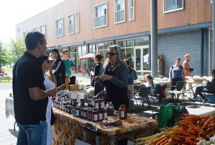 Le marché public de Baie-Saint-Paul sera de retour le 23 juin