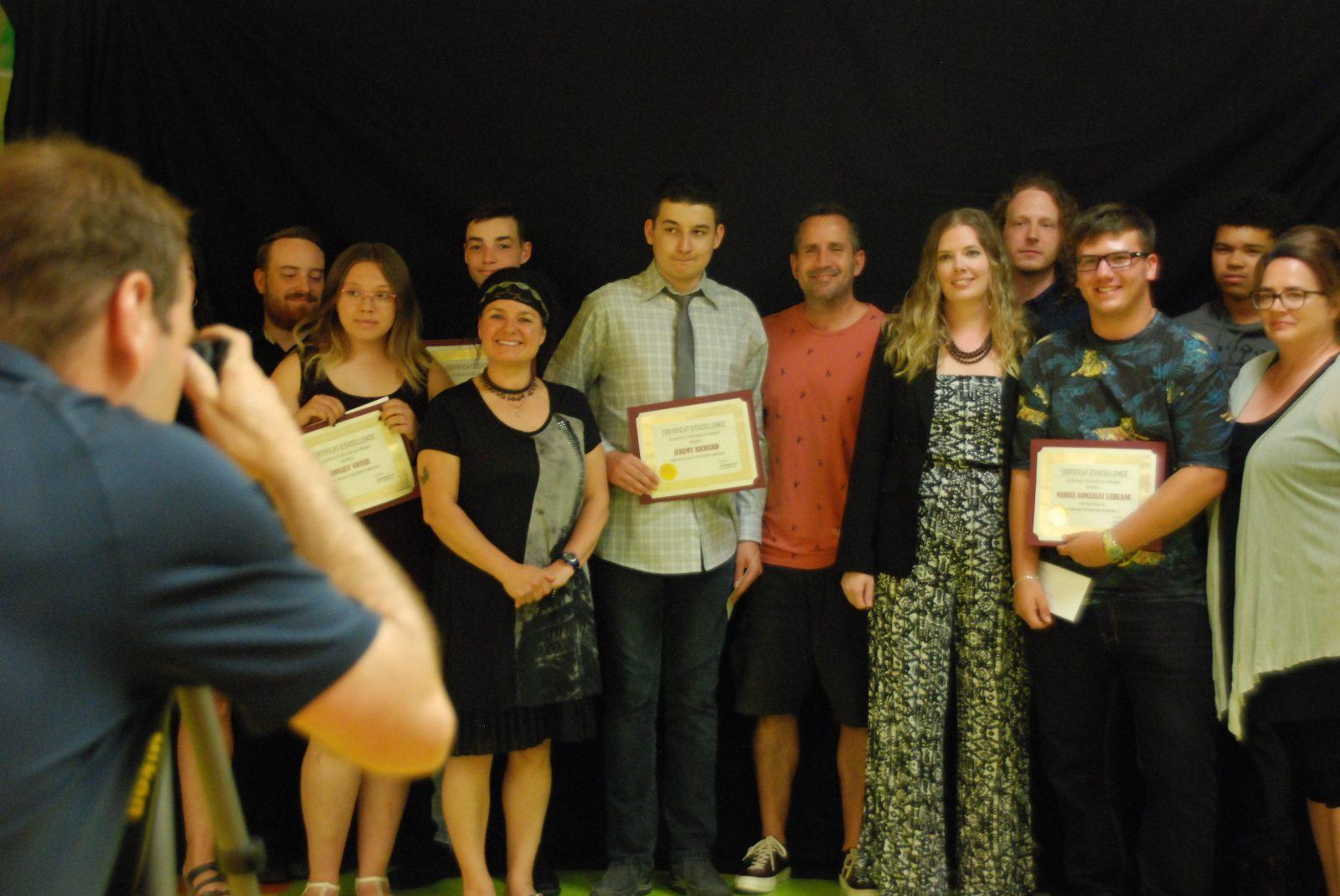 (Photos) Le Gala Méritas du Plateau récompense plus de 80 étudiants
