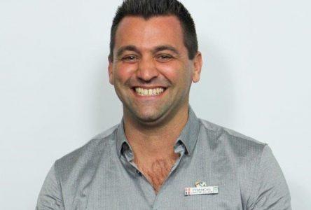 Francis Lacoste est le directeur du Club Med Québec Charlevoix