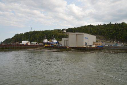 Industries Océan L'Isle-aux-Coudres, recruter, même au Maroc s'il le faut
