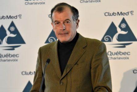 Mise à jour (15h30) La première pierre du Club Med est posée