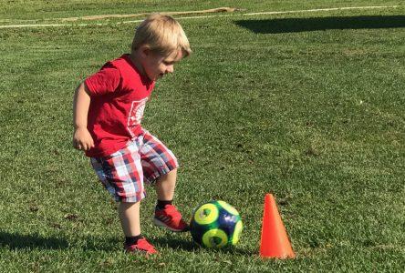 Soccer mineur: les As de Baie-Saint-Paul commencent en lion