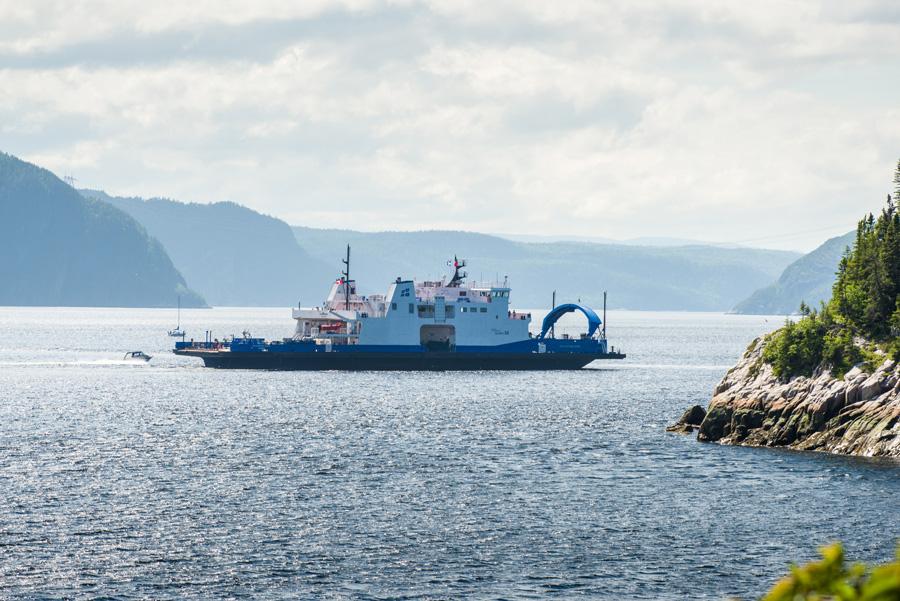 Traversées Baie-Sainte-Catherine/Tadoussac annulées jusqu'à nouvel ordre