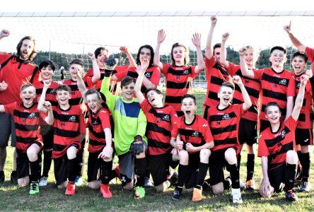 SoccerU14: Baie-Saint-Paul domine La Malbaie