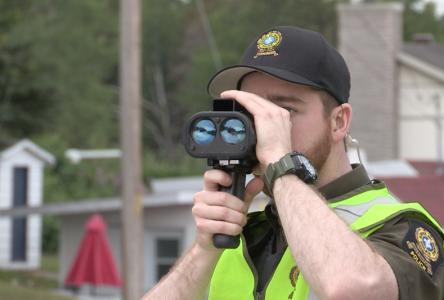 La Sûreté du Québec souhaite améliorer son bilan routier (vidéo)