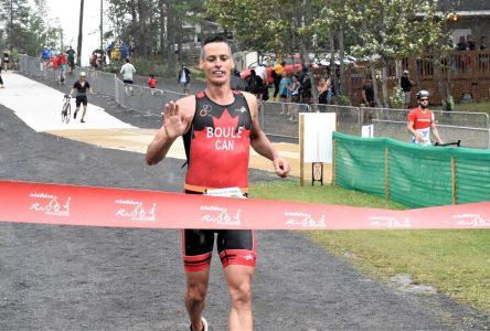 Triathlon de Charlevoix : Alexandre Boulé grand champion pour une 5e année