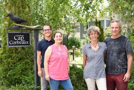 L'Auberge Cap-aux-Corbeaux change de mains