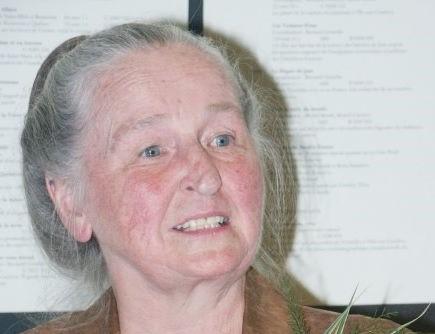 Yolande Simard Perrault n'est plus