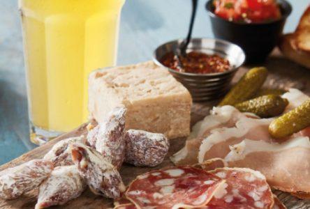 Les Viandes Bio de Charlevoix font leur entrée dans les restaurants St-Hubert