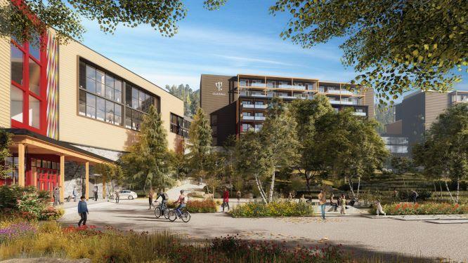 Stationnement du Club Med : Le Massif proposera une autre solution