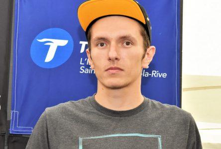 Marc-Antoine Guay a remporté l'épreuve de duathlon au Triathlon de Charlevoix