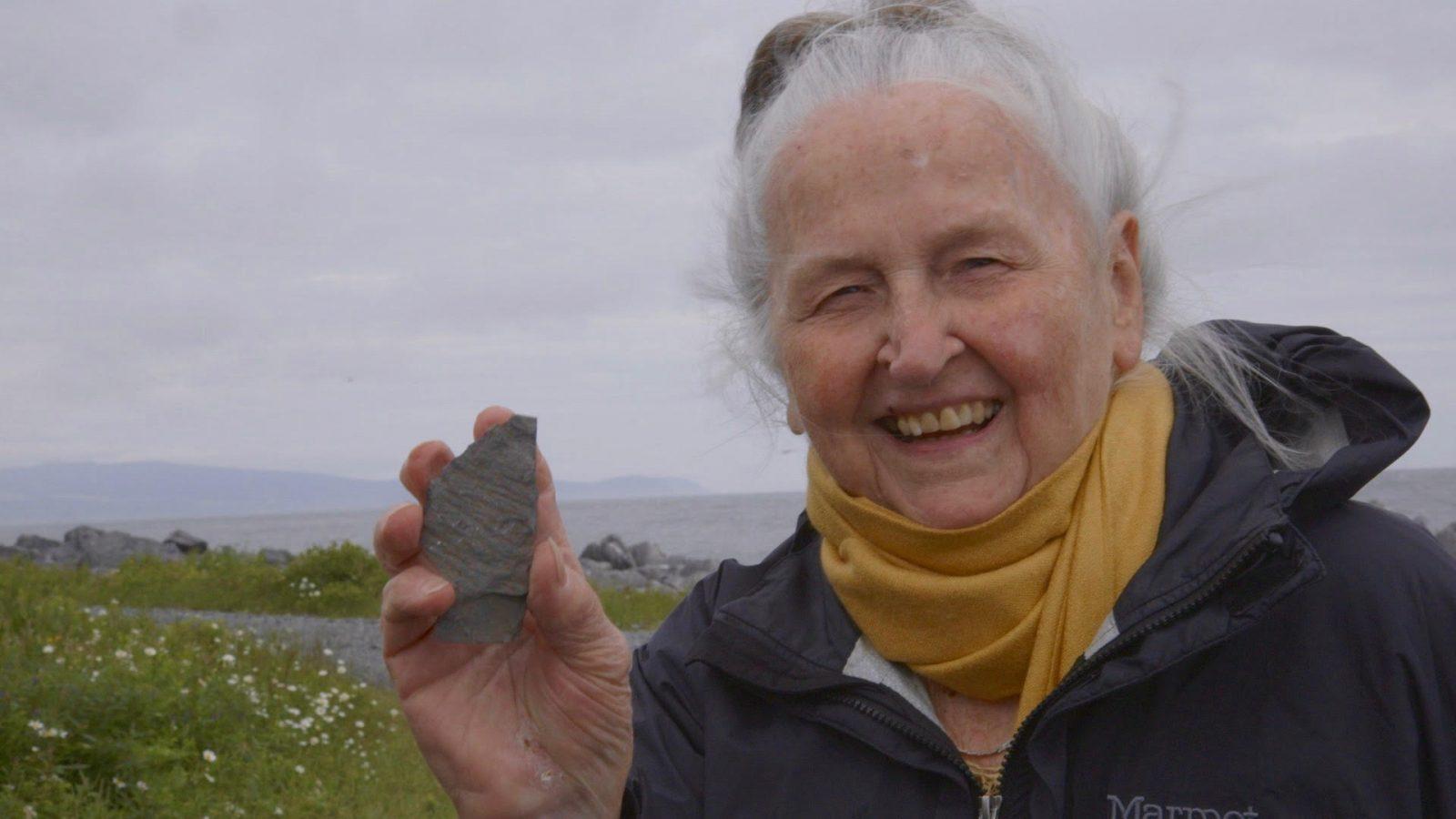 Un documentaire sur Yolande Simard Perrault en première charlevoisienne