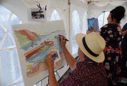 «Au coeur des Arts» revient cette fin de semaine à Saint-Siméon