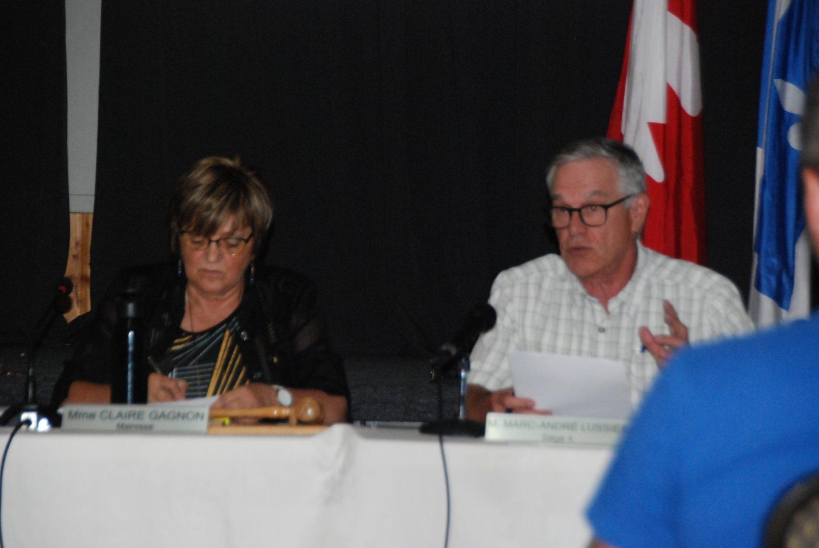 Personne ne remplacera Marc-André Lussier au conseil de Saint-Aimé-des-Lacs