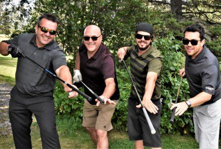 Tournoi de golf de la Chambre de commerce: 25 000 $ amassés dans le plaisir et la convivialité