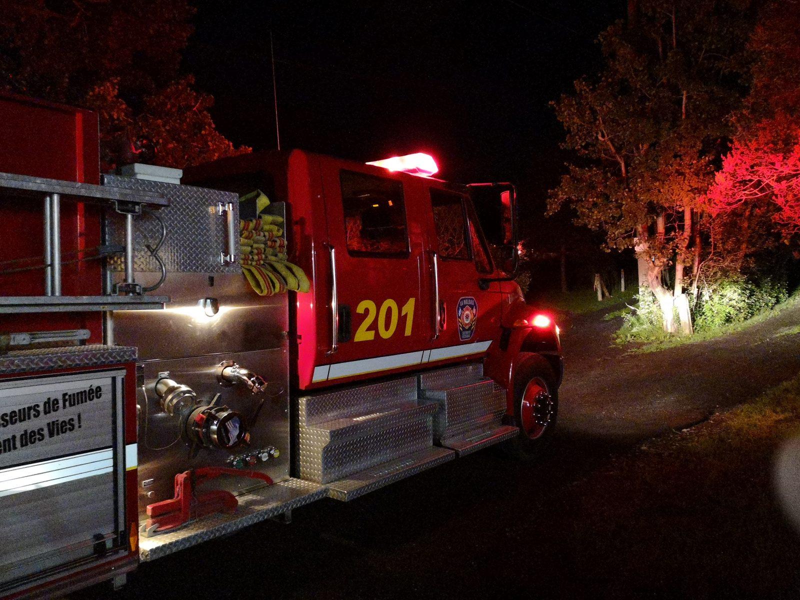 La Malbaie procèdera à l'achat d'un camion de pompier neuf