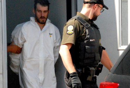 (Mise à jour) Jean-Philippe Blais est accusé de meurtre au deuxième degré