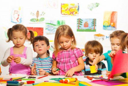 Quatre classes pour la maternelle 4 ans
