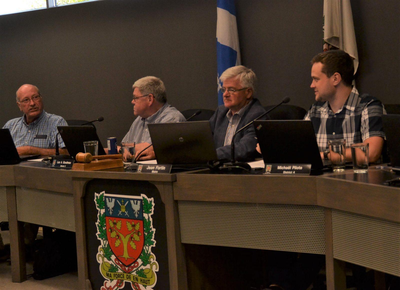 Des dômes pourront être ajoutés à Baie-Saint-Paul
