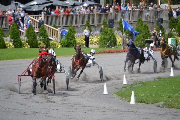 Appleby Hanover remporte facilement le course du 5 milles