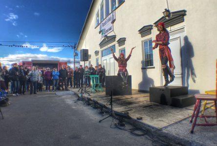 Le Festival Folklore revient à l'Isle-aux-Coudres