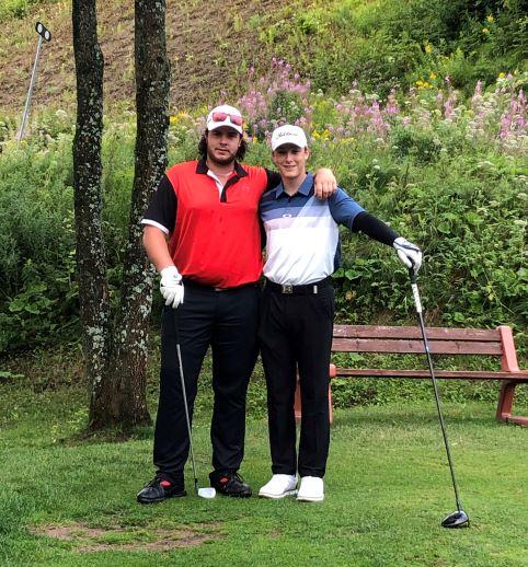 Le golfeur William Boudreault est sorti champion du Match Play