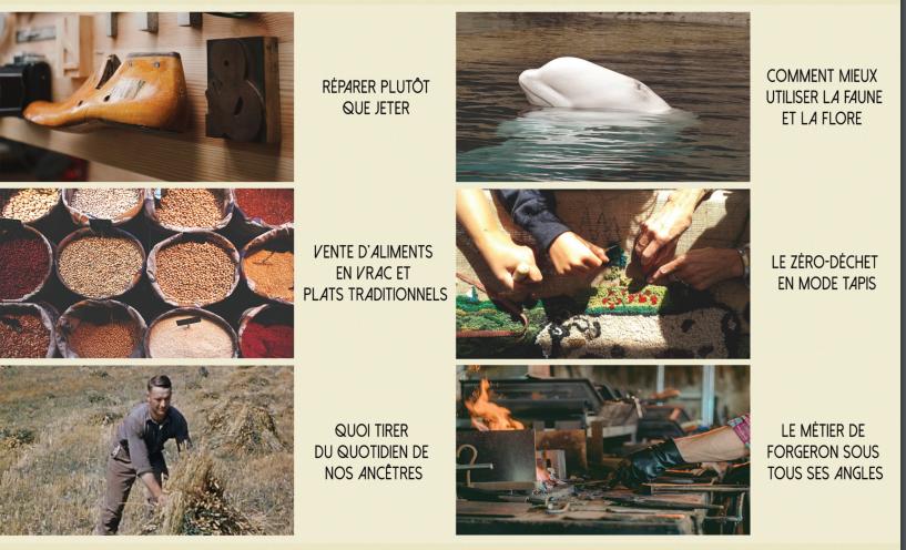 Journées Relève et traditions à saveur écolo au Musée de Charlevoix