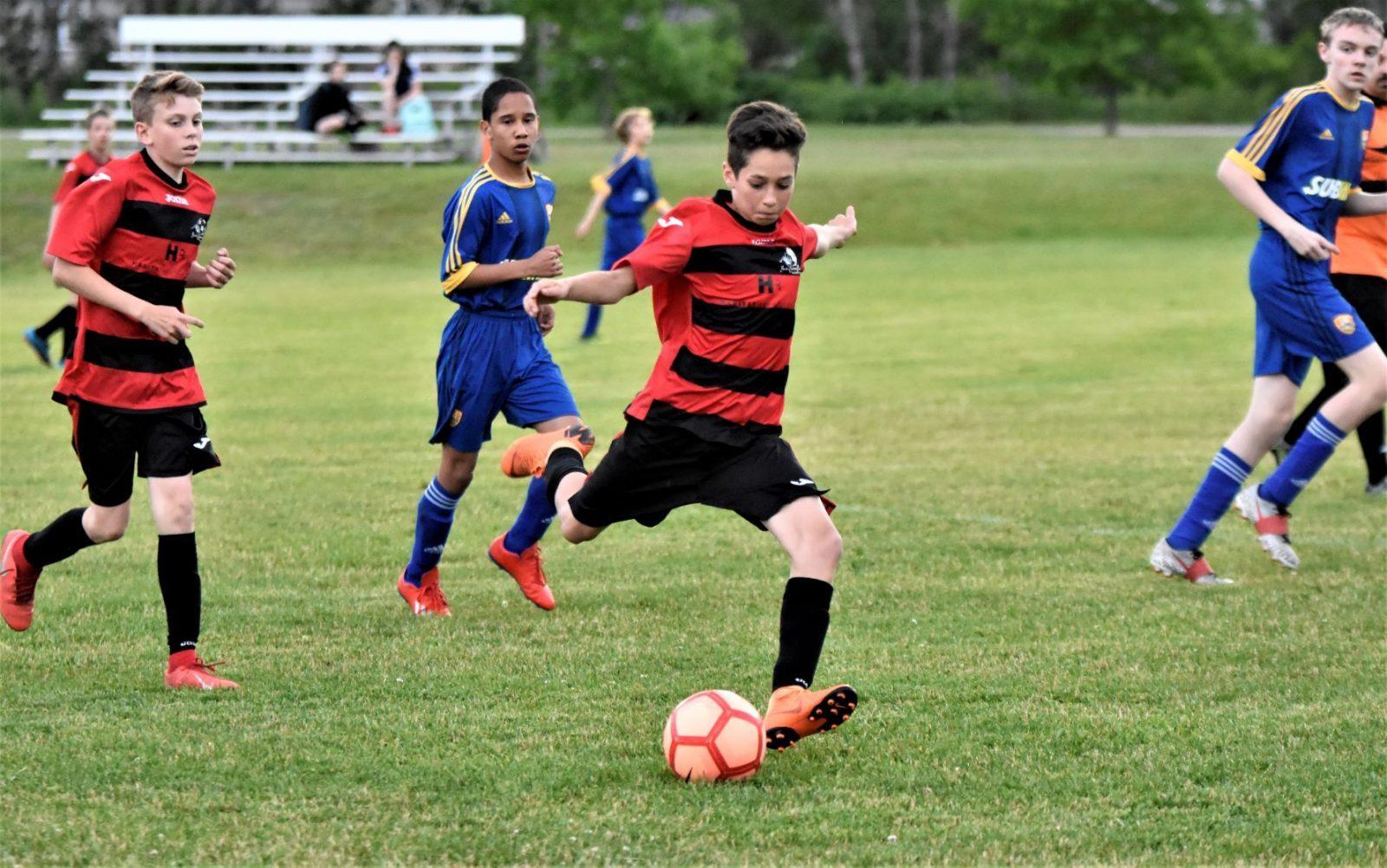 soccer U14: les As sont champions