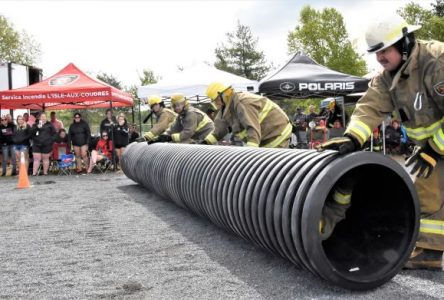 Le Festival des pompiers demeure populaire