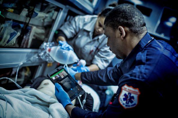 Laboratoire de médecine d'urgence rurale à Baie-Saint-Paul : le projet de télémédecine avance