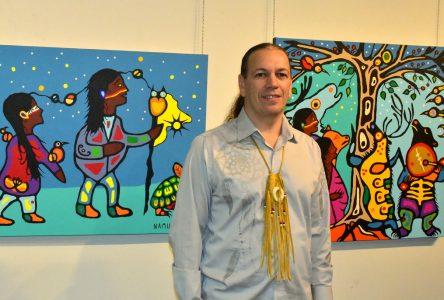 Journées de la culture : le duo Teueikan en vedette au Carrefour culturel et à la bibliothèque René-Richard
