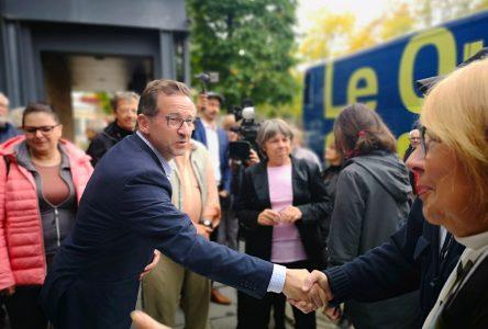 Pont sur le Saguenay: le Bloc Québécois «n'est pas contre», mais…