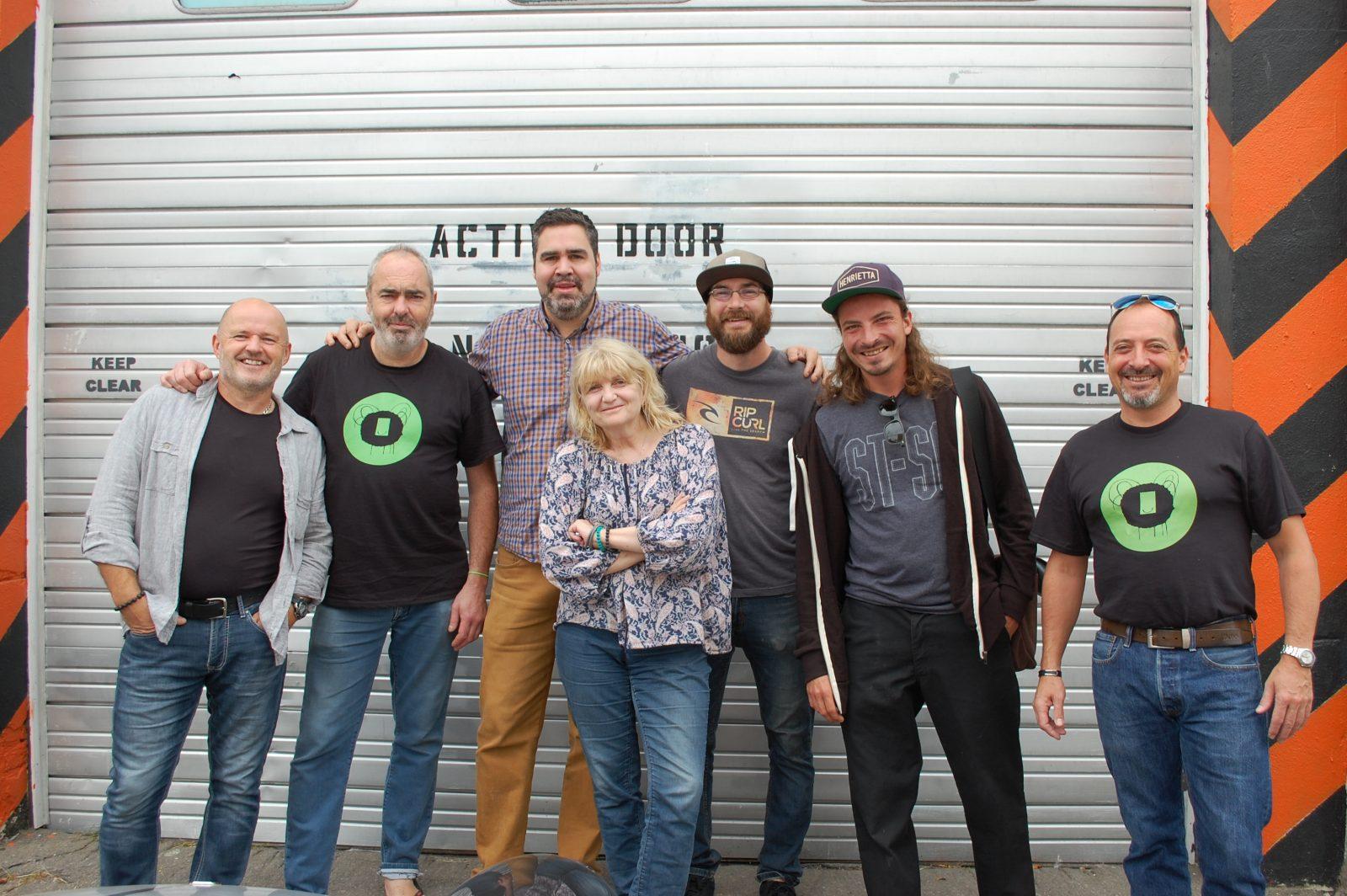 Cuisine, Cinéma et Confidences à Portland:  chefs et producteurs investis