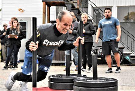 Le Challenge Crossfit 2019 est commencé