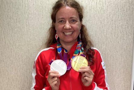 Le Pérou sourit à Annie Bouchard