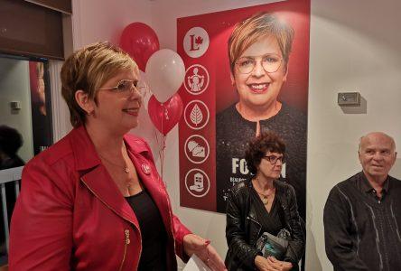 Manon Fortin a toujours confiance en Justin Trudeau