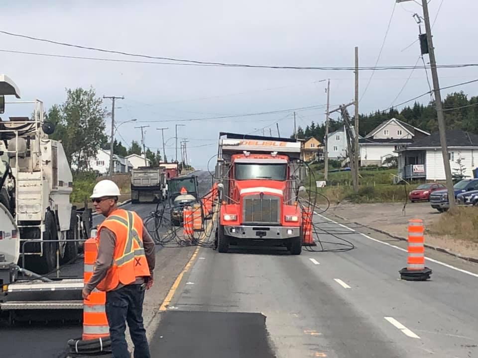 (Mise à jour) Un accident entraîne la fermeture de la route 138