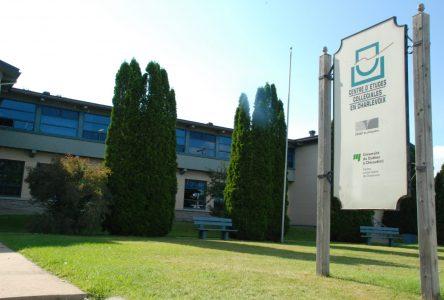 Une journée de grève sociale au Centre d'études collégiales en Charlevoix