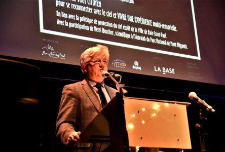 Dix ans pour un meilleur accès au ciel étoilé à Baie-Saint-Paul