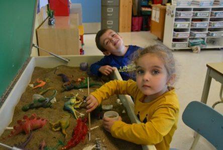 Reportage sur l'univers de la maternelle 4 ans