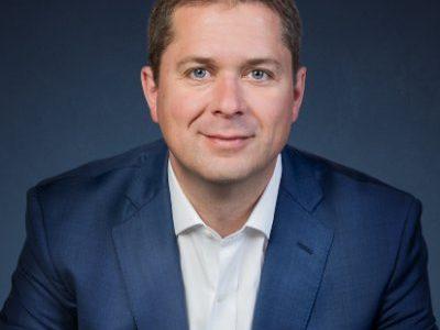 Andrew Scheer nommera un ministre des Affaires rurales s'il remporte le pouvoir