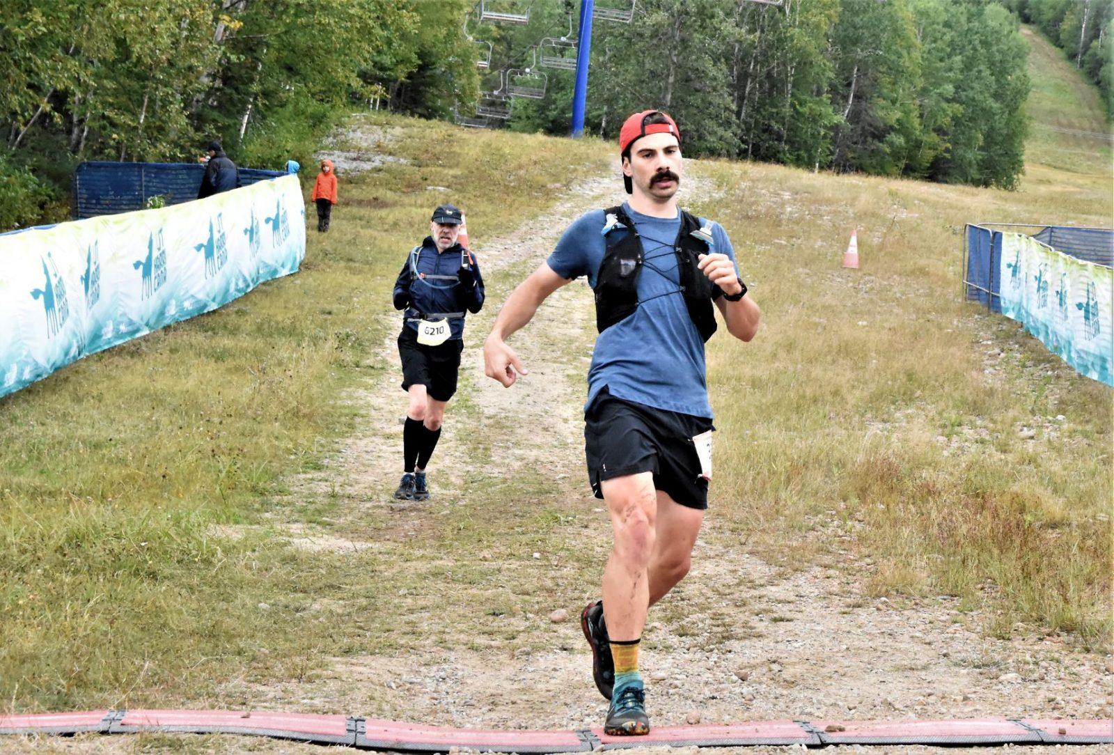 Ultra-Trail Harricana: Jean-Philippe Thibodeau 5e