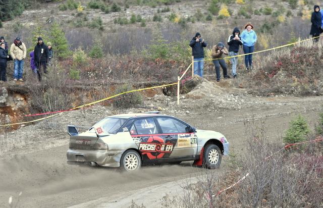 L'horaire du Rallye de Charlevoix