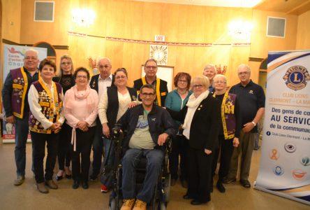 Le Club Lions Malbaie-Clermont remet 30 000$ à la communauté