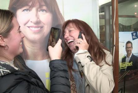 Victoire de Caroline Desbiens : « l'environnement est au coeur de mes préoccupations » (vidéo)